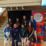 Chase Silver, Y14 Women's Saber (The Fencing Center SYC, San Jose, CA, Oct 4-6, 2019)