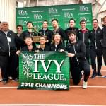 Harvard Fencing Ivy League Champions 2018