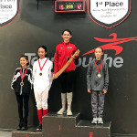 Maia Peck SILVER. Torrey Challenge, February 2019