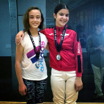 Maia Silver, San Diego Cup Youth Epee #1, October 2019
