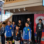 Nathan Bronze, Y12 Men's Saber (The Fencing Center SYC, San Jose, CA, Oct 4-6, 2019)