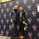 Philippe Guy: 5th Place at NAC, Portland, OR, December 2017, with coach Dmitriy Guy