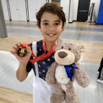 Rolan 1st Epee. San Diego Cup, January 2020