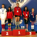 SAN DIEGO CUP, June 2019: Maia Peck Bronze Medal, Y12 Epee