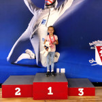 SAN DIEGO CUP, June 2019: Vidana Bodrova Gold Medal, Y10 Epee