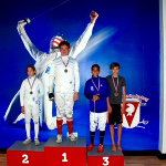 San Diego Epee Cup, April 29, 2018