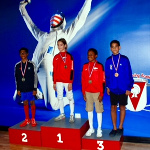 Liam: 3rd Place at San Diego Epee Cup, April 29, 2018