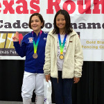 SYC Irving, TX, 2019: Diana 3rd, Michelle 7th